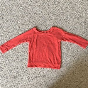 J. Crew Comfy Cotton Sweatshirt/Sweater size XS